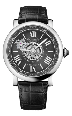 Rotonde De Cartier Astrotourbillon Carbon Crystal Watch W1556221 product image