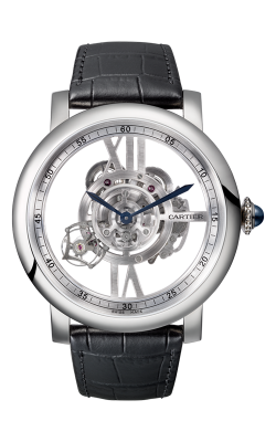 Rotonde De Cartier Astrotourbillon Skeleton Watch W1556250 product image