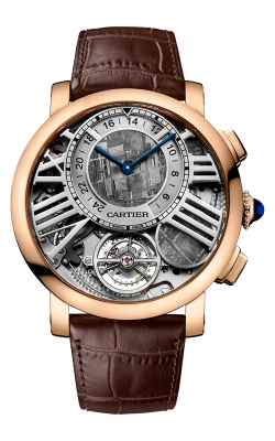 Rotonde De Cartier Earth And Moon Watch WHRO0013 product image