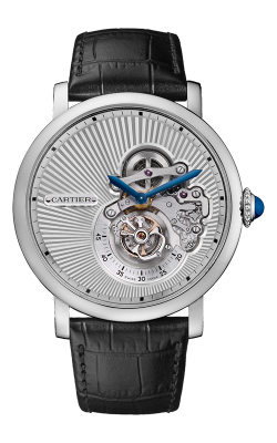 Rotonde De Cartier Flying Tourbillon Reversed Dial Watch W1556246 product image