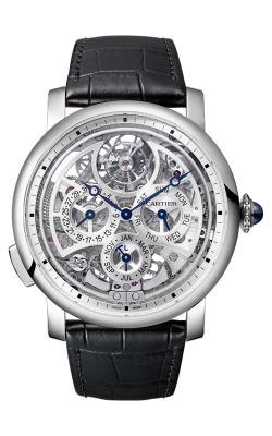 Rotonde De Cartier Grande Complication Skeleton Watch W1556251 product image