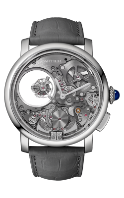 Rotonde De Cartier Minute Repeater Mysterious Double Tourbillon Watch WHRO0023 product image