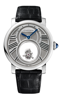 Rotonde De Cartier Mysterious Double Tourbillon Watch W1556210 product image