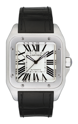 Cartier Santos 100 Watch W20073X8 product image