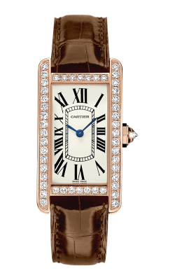Cartier Tank Américaine Watch WJTA0002 product image