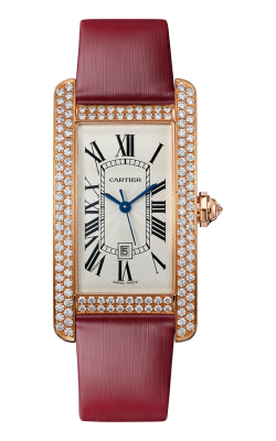 Cartier Tank Américaine Watch WJTA0035 product image