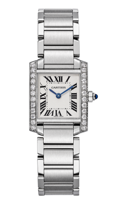 Cartier Tank Française Watch W4TA0008 product image