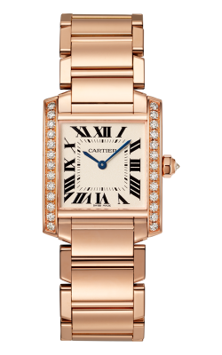 Cartier Tank Française Watch WJTA0023 product image