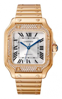 Cartier Santos De Cartier Watch WJSA0009 product image