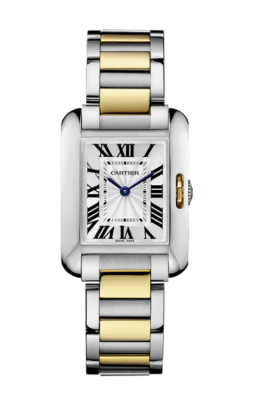 Cartier Tank Anglaise Watch W5310046 product image