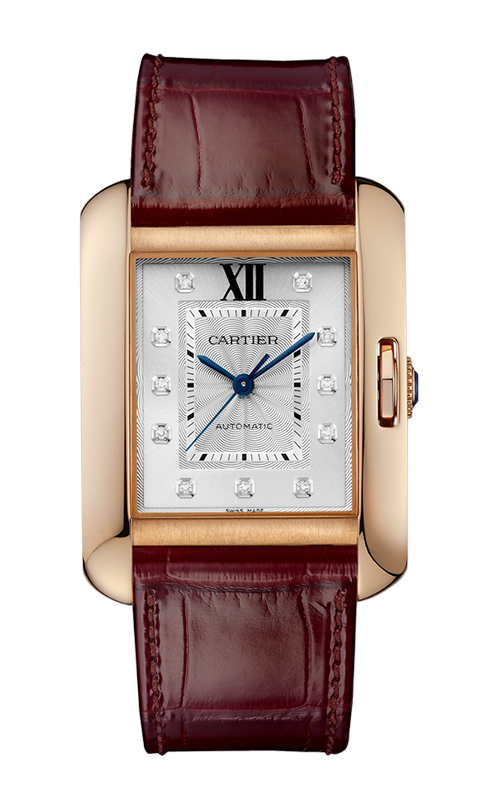Cartier Tank Anglaise Watch WJTA0006 product image