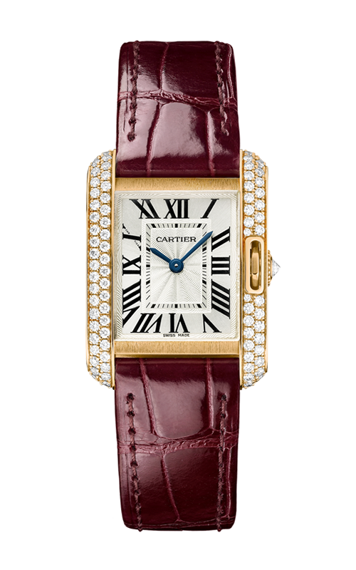 Cartier Tank Anglaise Watch WT100013 product image