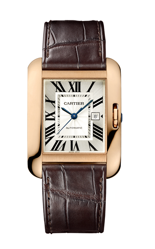 Cartier Tank Anglaise Watch W5310005 product image