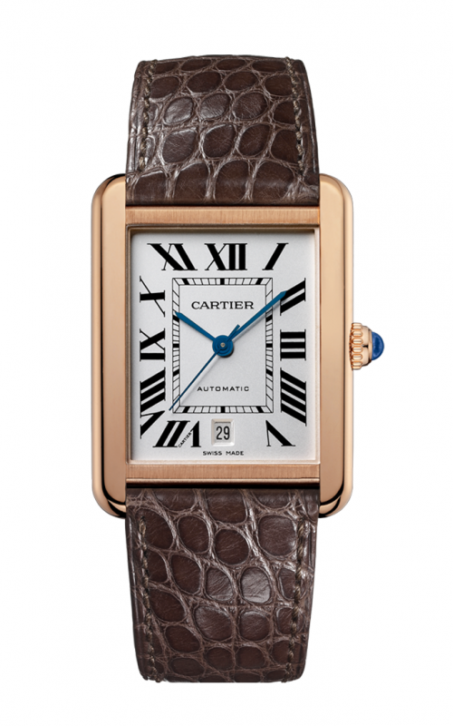 Cartier Tank Solo Watch W5200026 product image