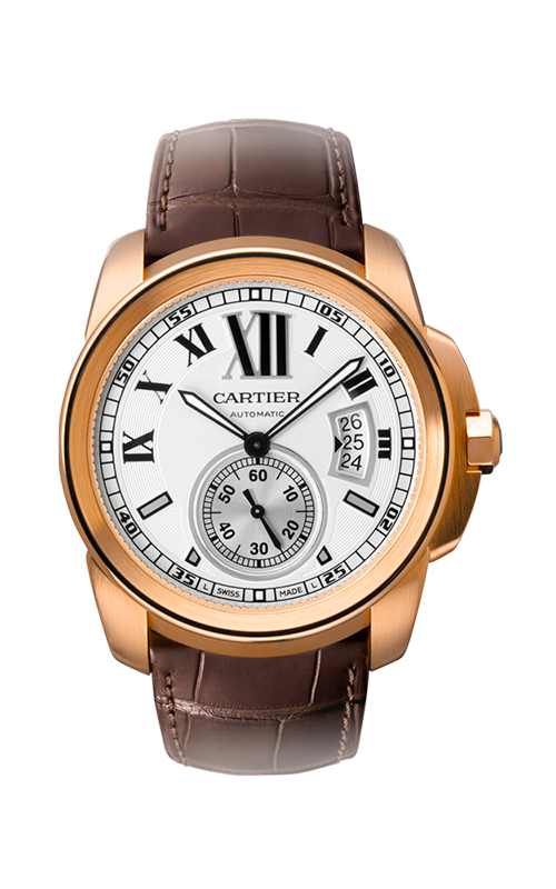 Calibre de Cartier Watch W7100009 product image