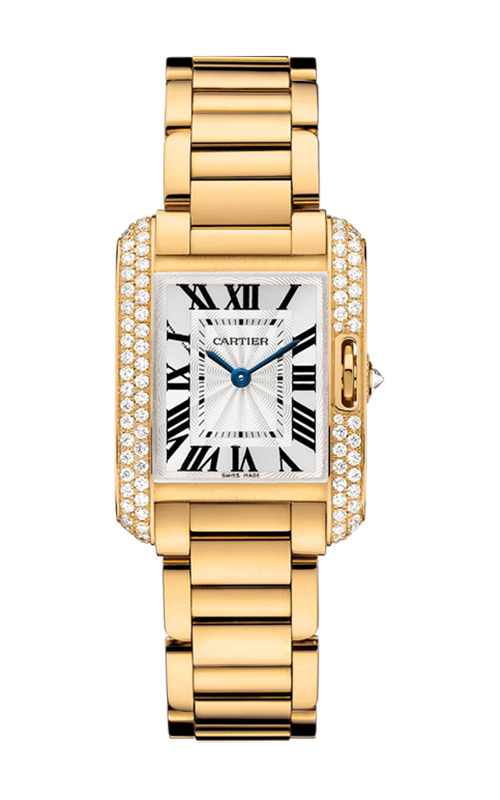 Cartier Tank Anglaise Watch WT100005 product image