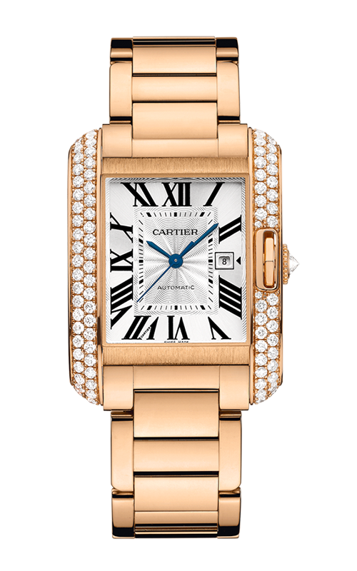 Cartier Tank Anglaise Watch WT100003 product image