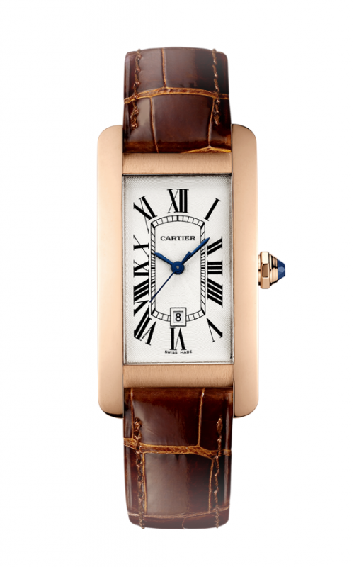Cartier Tank Américaine Watch W2620030 product image