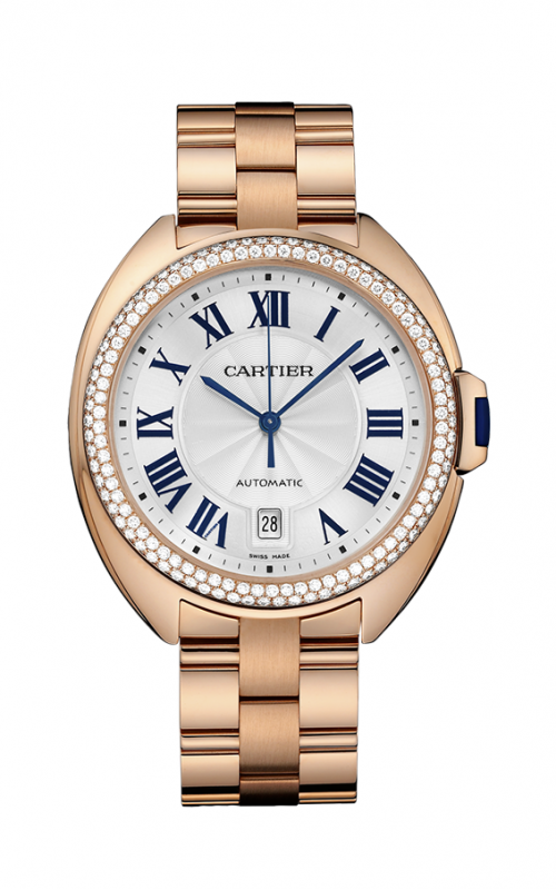 Cartier Clé de Cartier Watch WJCL0009 product image