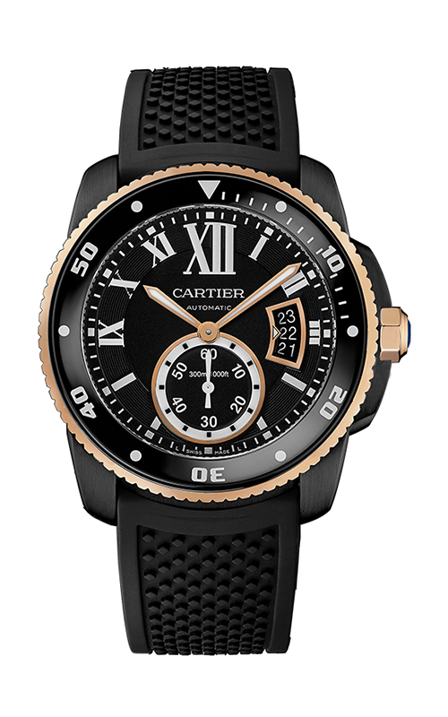 Cartier Calibre de Cartier Diver Watch W2CA0004 product image