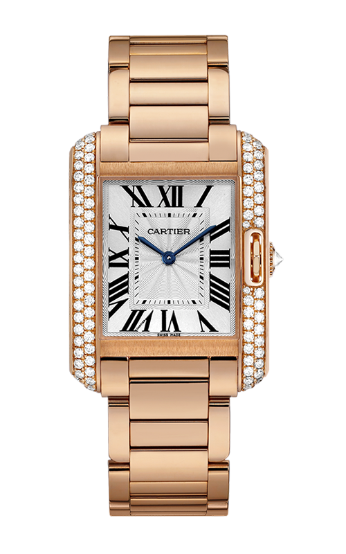 Cartier Tank Anglaise Watch WT100027 product image