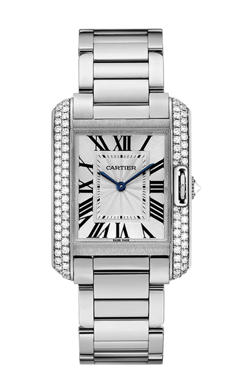 Cartier Tank Anglaise Watch WT100028 product image