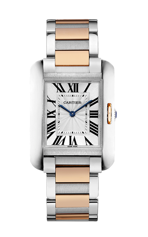 Cartier Tank Anglaise Watch W5310043 product image