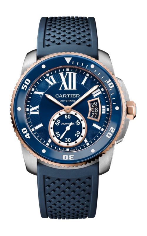 Cartier Calibre de Cartier Diver Watch W2CA0009 product image