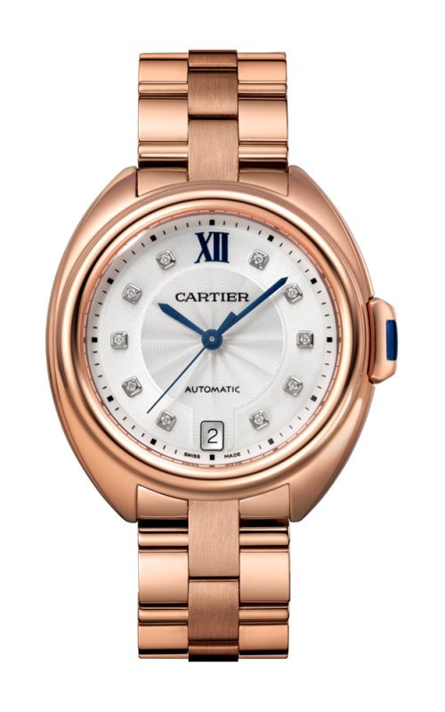 Cartier Clé de Cartier Watch WJCL0033 product image