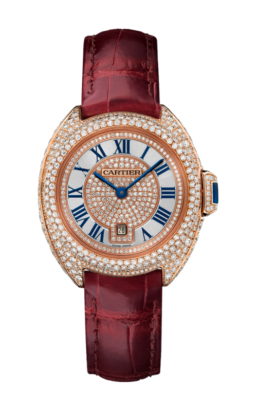 Cartier Clé de Cartier Watch WJCL0035 product image