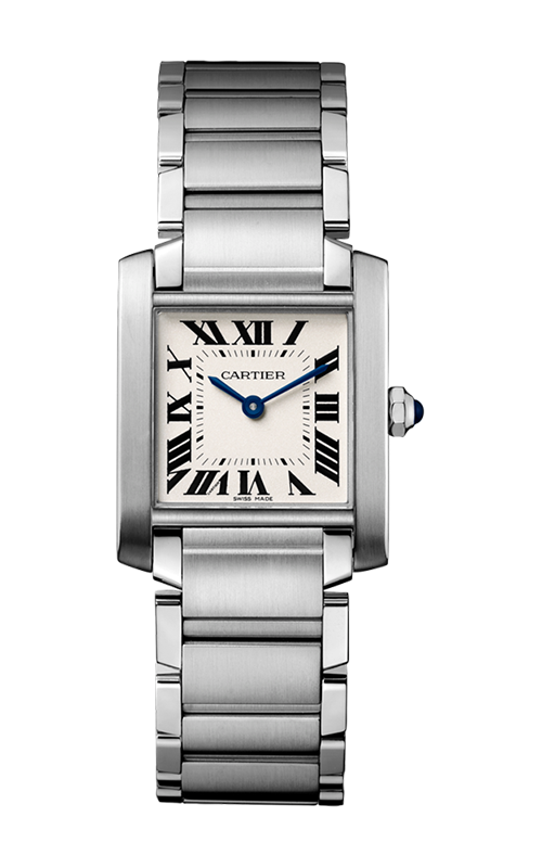 Cartier Tank Française Watch WSTA0005 product image