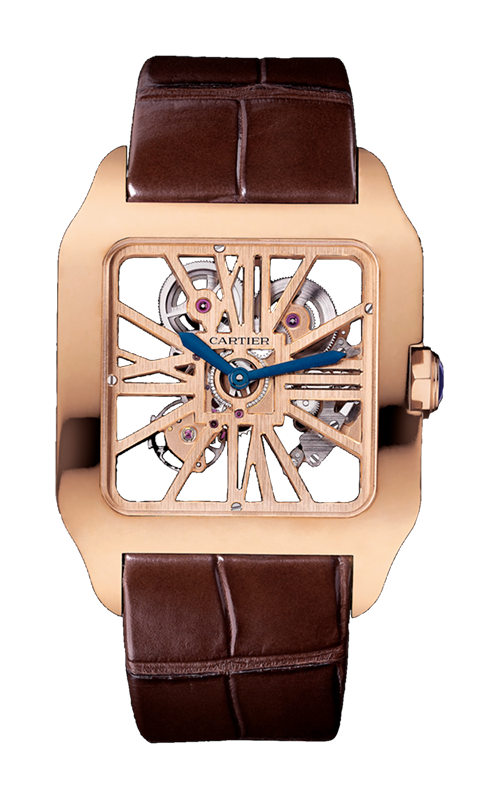 Cartier Santos Dumont Watch W2020057 product image