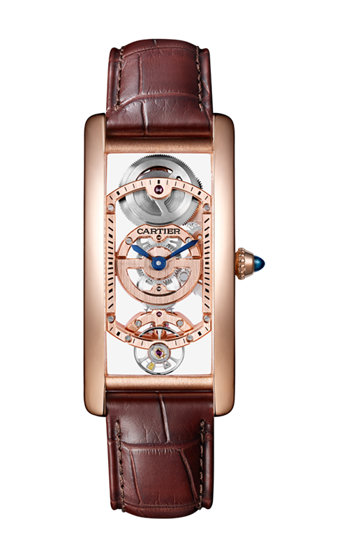 Cartier Tank Cintrée Watch WHTA0008 product image