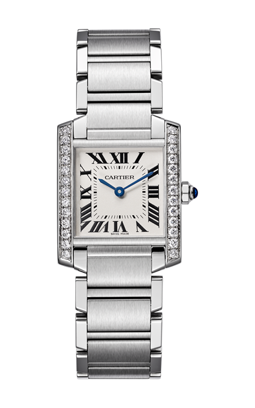 Cartier Tank Française Watch W4TA0009 product image