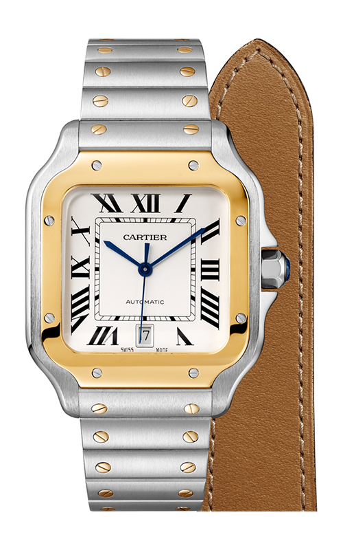 Cartier Santos de Cartier Watch W2SA0006 product image