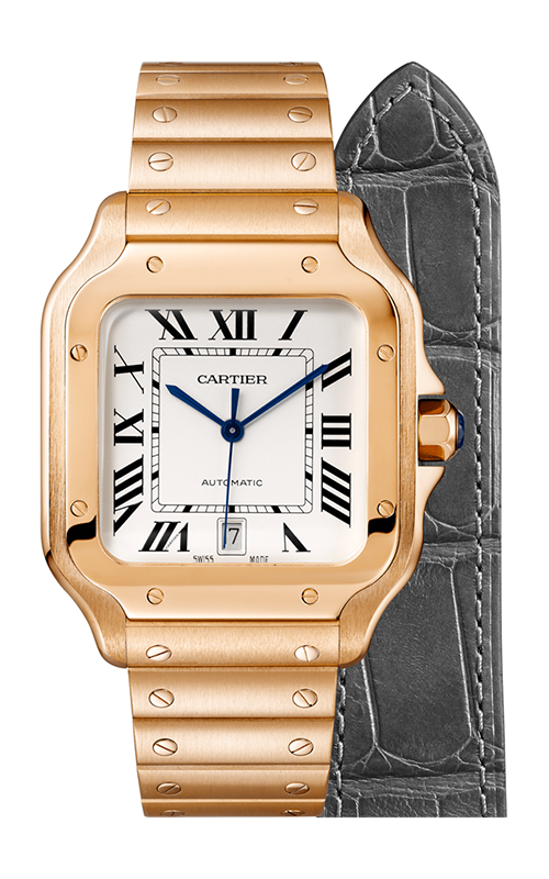 Cartier Santos de Cartier Watch WGSA0007 product image