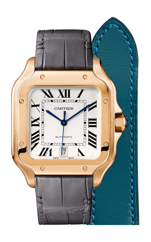 Cartier Santos de Cartier Watch WGSA0011 product image