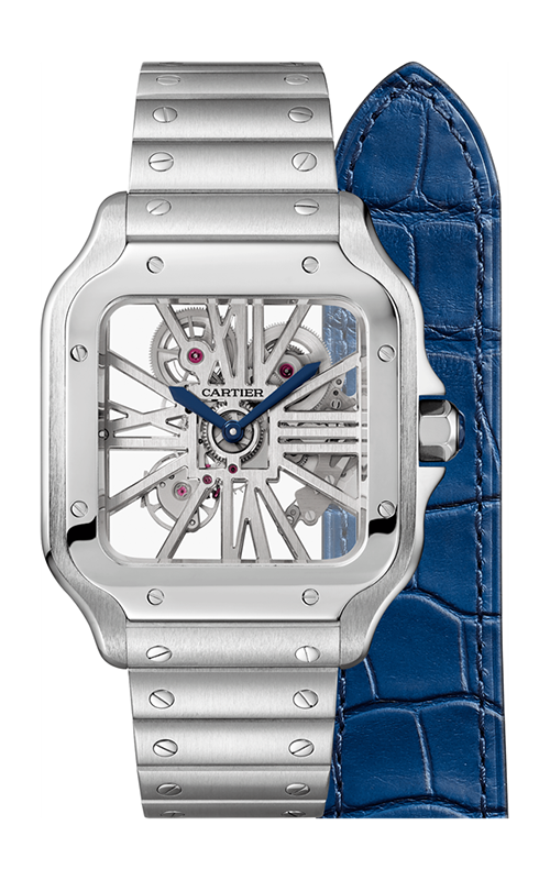 Cartier Santos de Cartier Watch WHSA0007 product image