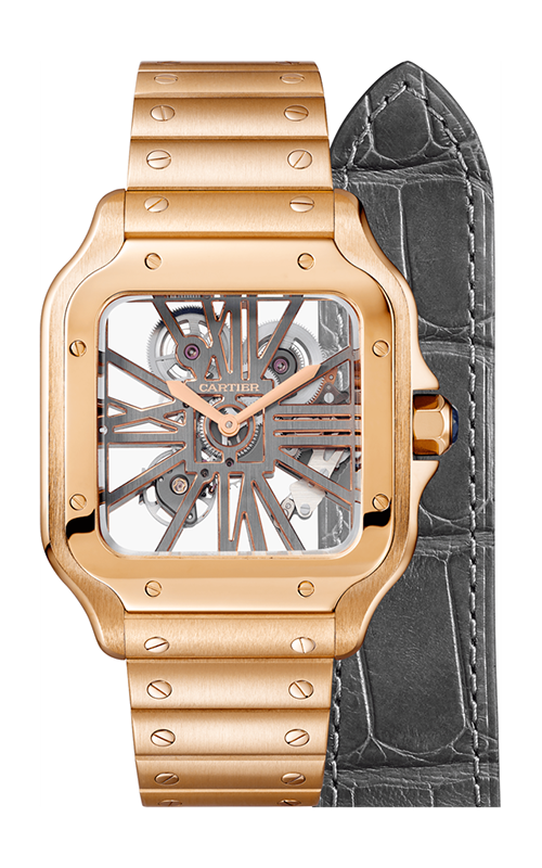 Cartier Santos de Cartier Watch WHSA0008 product image