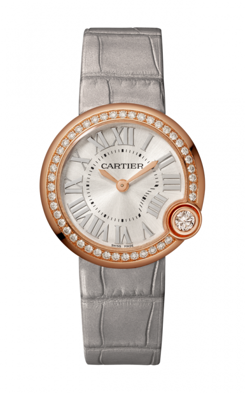 Cartier Ballon Blanc de Cartier Watch WJBL0008 product image