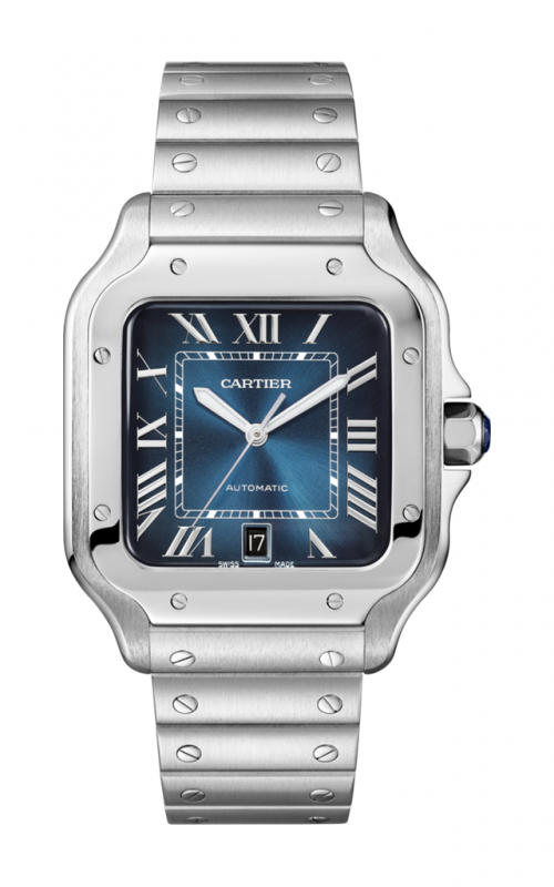 Cartier Santos de Cartier Watch WSSA0013 product image