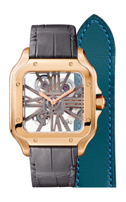 Cartier Santos de Cartier Watch WHSA0010 product image
