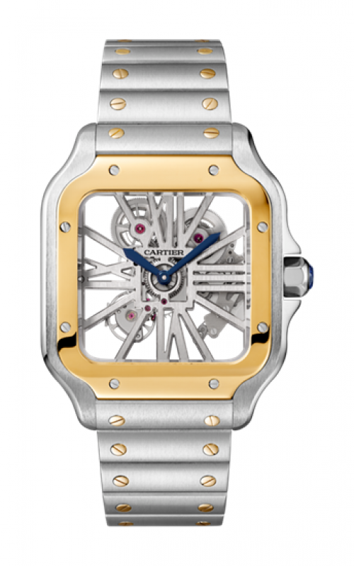 Cartier Santos de Cartier Watch WHSA0012 product image