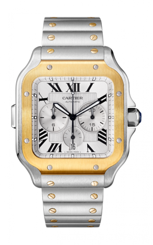 Santos de Cartier Watch W2SA0008 product image