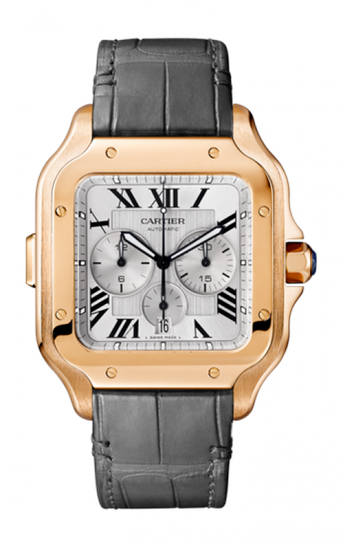 Cartier Santos de Cartier Watch WGSA0017 product image