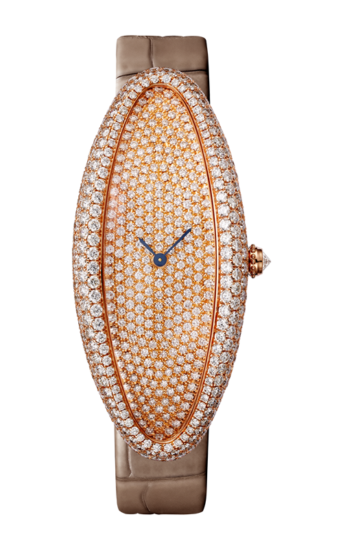 Cartier Baignoire Allongée Watch WJBA0011 product image