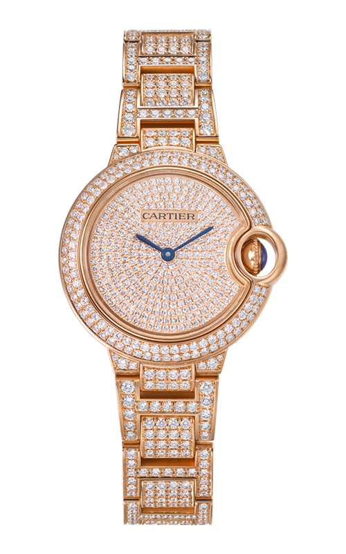 Cartier Ballon Bleu de Cartier Watch WJBB0044 product image