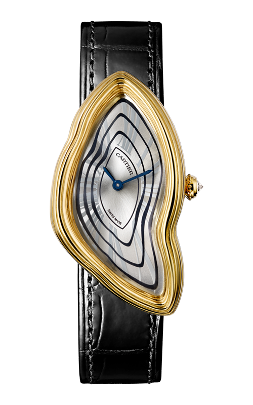 Cartier Crash Watch WGCH0007 product image