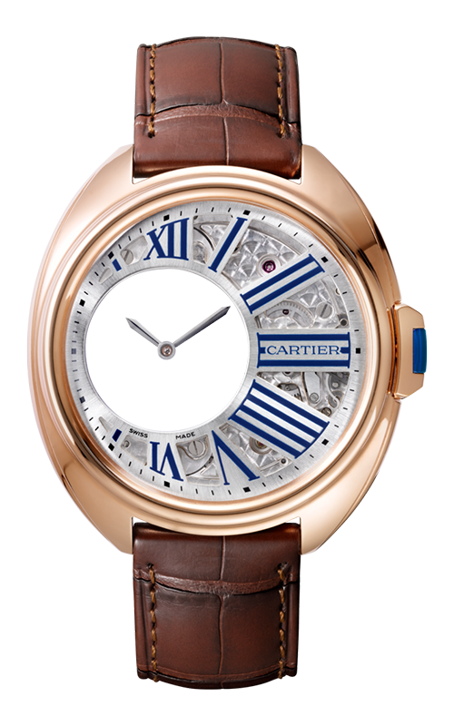 Clé de Cartier Mysterious Hour Watch WHCL0002 product image