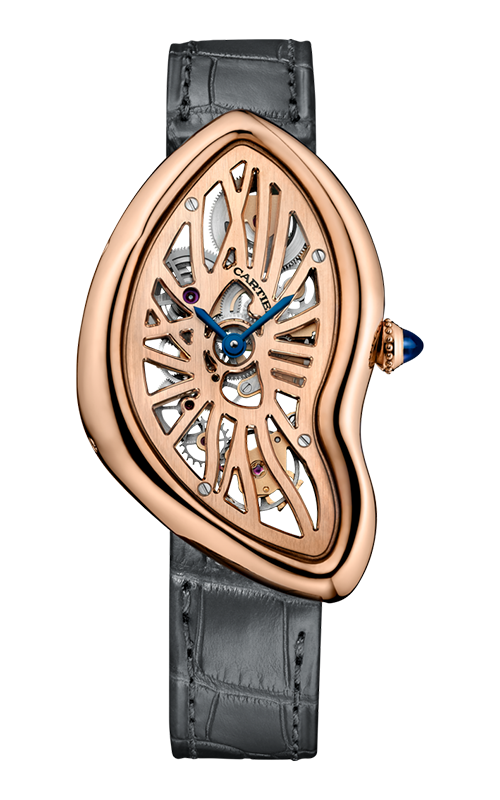 Cartier Crash Watch WHCH0006 product image